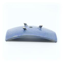 Seifenschale Pflaumenblau - von unten