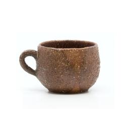 organische handgefertigte Tasse - Seitenansicht 2